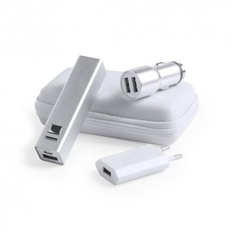 Set Power Bank Tilmix