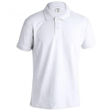 "Polo Adulto Blanco ""keya"" MPS180"