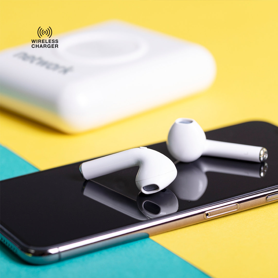 Auriculares Power bank Molik